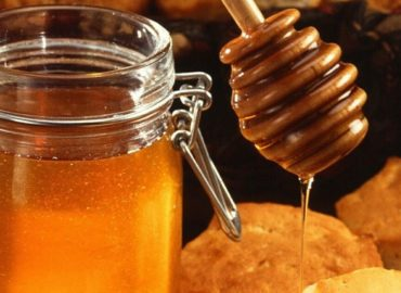 Financiers au miel