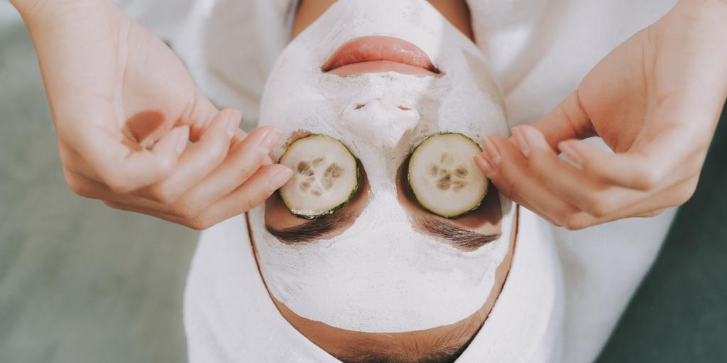 Cosmétiques naturels : masques pour le visage