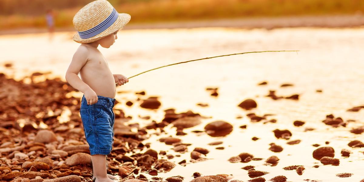 DIY : Pêche à la ligne